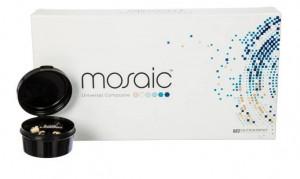 Compozit universal nanohibrid Mosaic - Singles Intro Kit