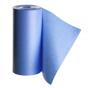 Bavete rola albastru inchis Dr Mayer - 2 bucati x 80 bavete