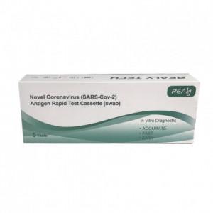 Test rapid Antigen - set 5 bucati