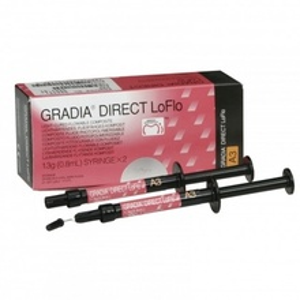 Gradia Direct Lo Flo 2*1.3g