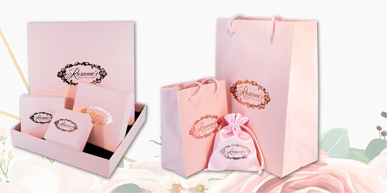 Ambalare cadou gratuita | Roxanne's Jewellery