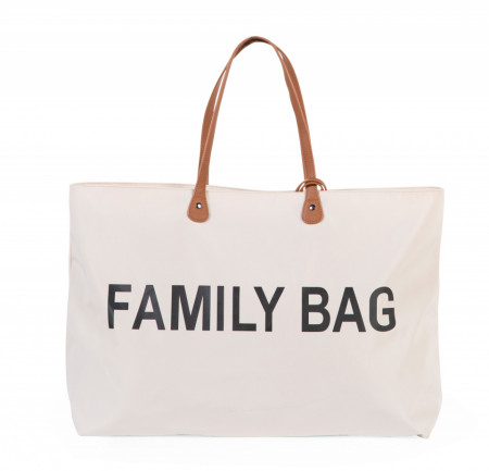 Slika FAMILY BAG, OFF WHITE
