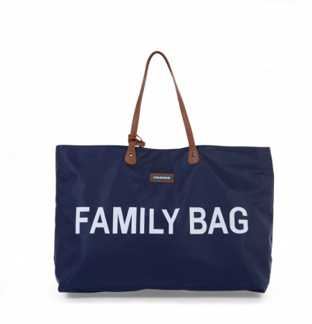 Slika FAMILY BAG, ručna torba, navy