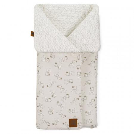 Slika MIMS vreća i prekrivač za bebe, safari