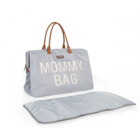 Slika MOMMY BAG, GREY OFF WHITE