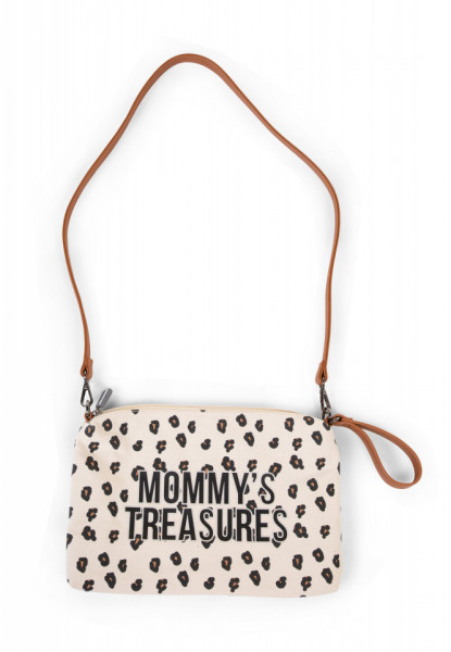 Slika MOMMY'S TREASURES CLUTCH - LEOPARD