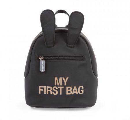Slika MY FIRST BAG, BLACK GOLD
