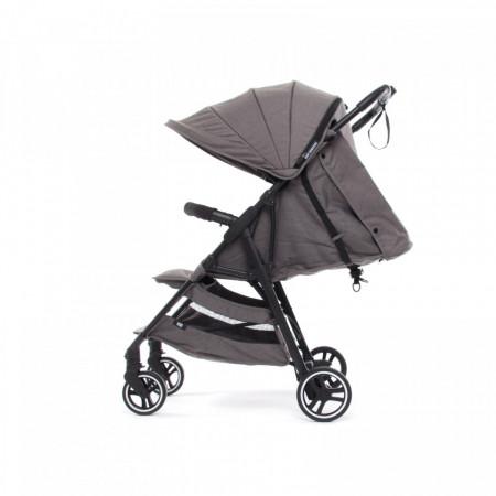 Slika KUKI dečija kolica sa sivim ramom