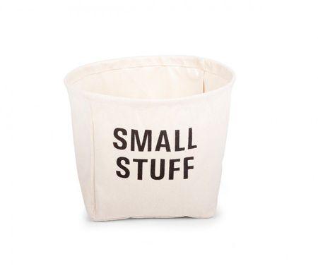 Slika SMALL BOX - SMALL STUFF, mali platneni džak za igračke