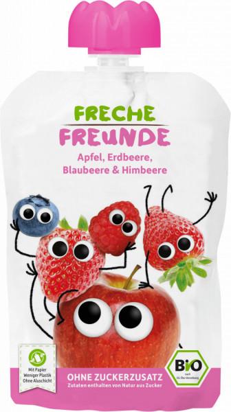 Slika Freche Freunde sok crveni mix – Crveno šumsko voće