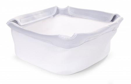 Slika Korpa za hranilicu EVOLU, bela