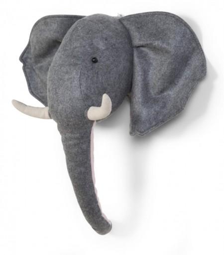 Slika Slon, zidna dekoracija