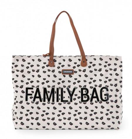Slika FAMILY BAG, LEOPARD