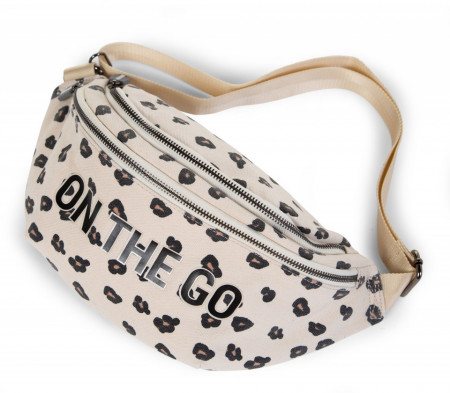 BANANA BAG ON THE GO HIP BAG, leopard
