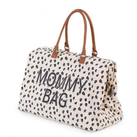 Slika MOMMY BAG BIG, ručna torba LEOPARD