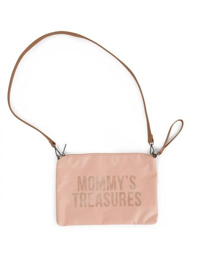 Slika MOMMY'S TREASURES CLUTCH - PINK COPPER