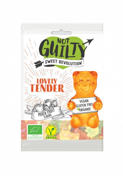 Slika NOT GUILTY Lovely tender, organske gumene bombone 50g