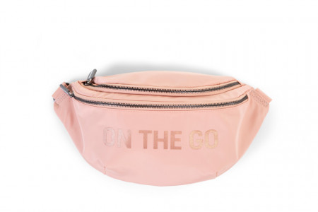 Slika BANANA BAG ON THE GO HIP BAG, pink