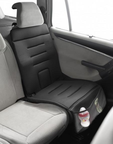 Slika Zaštitna podloga za sedište automobila, crna