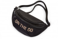 BANANA BAG ON THE GO HIP BAG, crna