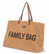 FAMILY BAG, TEDDY BEIGE