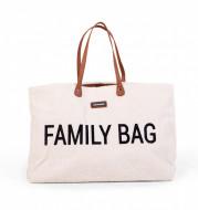 FAMILY BAG, TEDDY OFF WHITE