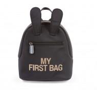 MY FIRST BAG, BLACK GOLD