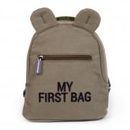 MY FIRST BAG, KHAKI