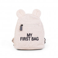MY FIRST BAG, TEDDY OFF WHITE