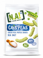 NA! Crispeas sea salt 50g