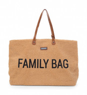 FAMILY BAG, TEDDY BEIGE
