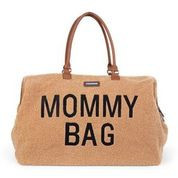 MOMMY BAG, Teddy Beige
