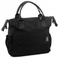 AWAY BAG, BLACK