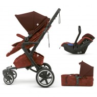 CONCORD NEO PLUS MOBILITY-SET 3u1 AUTUMN RED