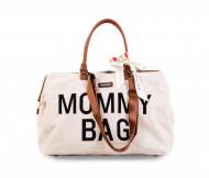 MOMMY BAG, Teddy Off White