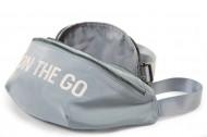BANANA BAG ON THE GO HIP BAG, siva