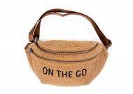 BANANA BAG ON THE GO HIP BAG, Teddy Brown