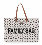 FAMILY BAG, LEOPARD