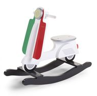 Njihalica Scooter, Italy