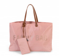 FAMILY BAG, PINK COPPER