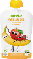 Freche Freunde kaša od banane, jabuke i maline