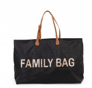 FAMILY BAG, BLACK