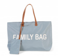 FAMILY BAG, LIGHT GREY