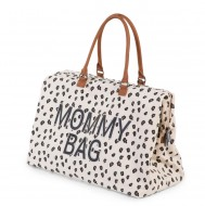 MOMMY BAG BIG, ručna torba LEOPARD