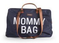 MOMMY BAG, NAVY WHITE