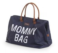 MOMMY BAG, NAVY WHITE