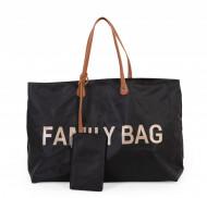 FAMILY BAG, BLACK