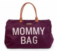 MOMMY BAG, AUBERGINE