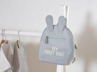 MY FIRST BAG, GREY