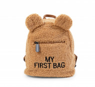 MY FIRST BAG, TEDDY BROWN
